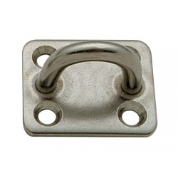 Placa Inox con Puente 5 x 35mm
