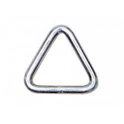 Anilla Inox Triangular 6 x 40mm