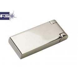 Bisagra A Filo Inox Lux 70x30