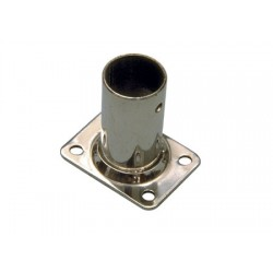 Base Inox Rectangular recta 25mm