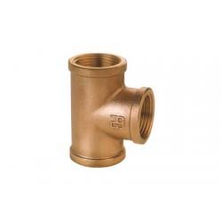 """Tee de 1 bronce"""""""