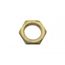 "Tuerca hexagonal laton 1"""