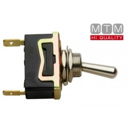 Interruptores eléctricos con palanca de latón 3T 20amp On-OFF-On