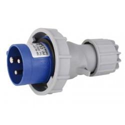 Conector Electrico Pantalan Ip67 CE 230v 16a