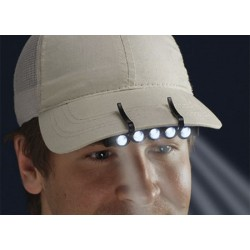 Linternas Led Head Cap<