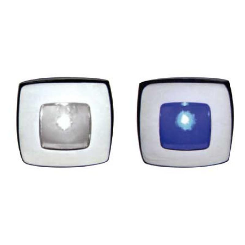 Luz Led de ambiente CIRCINUS-QB WHITE 12/24