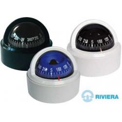 Compas Náutico Riviera Stella BS1 - 65mm Todo Gris