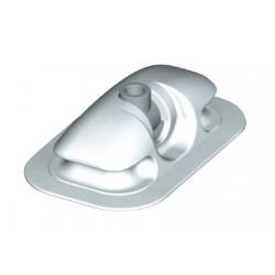 Soporte goma gris para remos neumáticas D11 mm