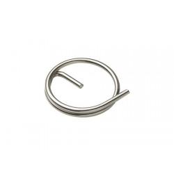 Anilla de bulones Inox con seguro 20 x 1.5 mm ( bolsa 10 unidades)