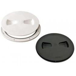 Registro de Inspeccion Cubierta D165 negro