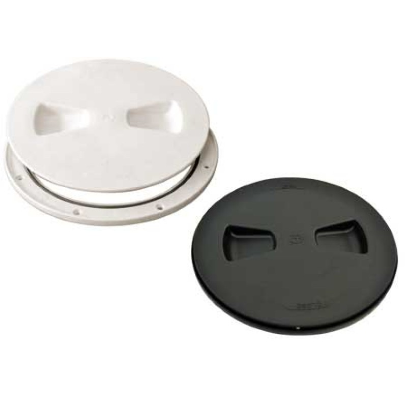 Registro de Inspeccion Cubierta D190 negro