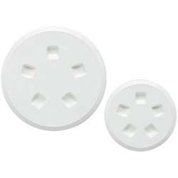 Escotilla de inspección blanco 110 x 160 Cansb
