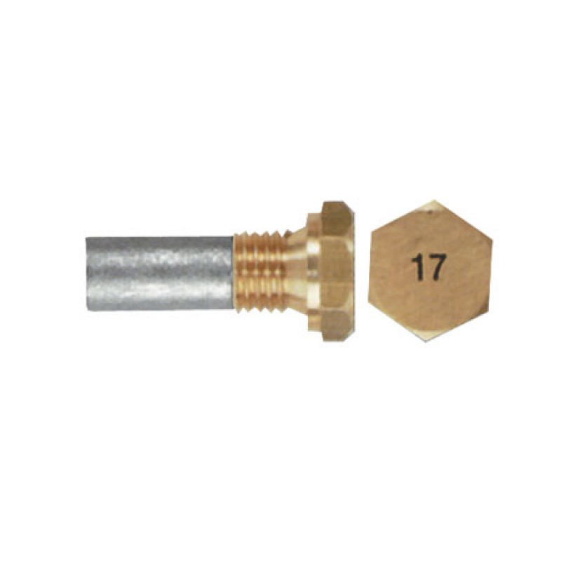 Anodo Motores Aifo-Fiat 10x18mm con tapon 44/700 I/C
