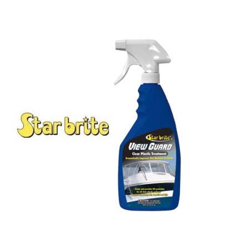 Limpiador de Plasticos y Pvc Startbrite Wiew Guard 650ML