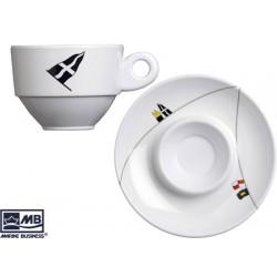 MB Racing Set 6pz taza café