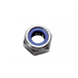 M5 Stainless Steel DIN 985 A4 nylock nut