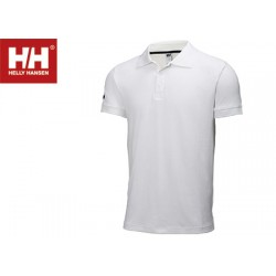 Polo Helly Hansen Crewline 001 Blanco T- L