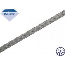 Dyneema Liros Pro carbon 2.5 mm 100 m
