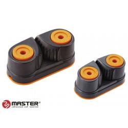 Mordazas Master Cleats 32mm para drizas 6-16mm