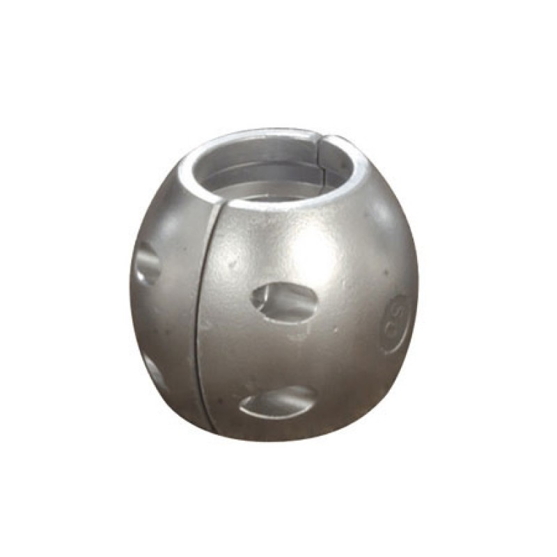 Anodo Collar de Zink eje D65