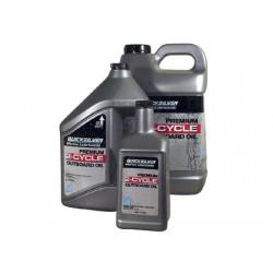 Aceite Quicksilver 2 Tiempos TCW3 Premium 4lt