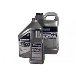 Aceite de Mezcla 2t Quicksilver Tcw3 Plus 4lt