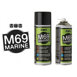 M69 Multifunctional lubricant spray can  400 ml