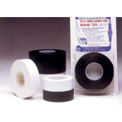 Cinta Autovulcanizable Rubbaweld 25mm x 5mt Negra