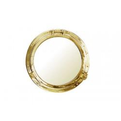 Ojo de buey de bronce espejo D210