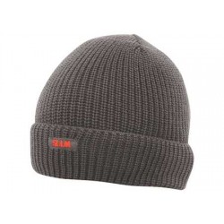 Gorro de lana Slam Color gris