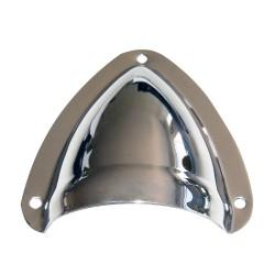 Aireador Inox tipo concha 96 mm