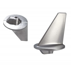 Anodo Aleta Larga para Mercury y Mercruiser 80-140 HP