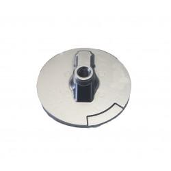 Placa aluminio Verado-alfa