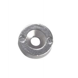 Anodo aluminio pequeño para Yamaha-Mariner 2/25 hp