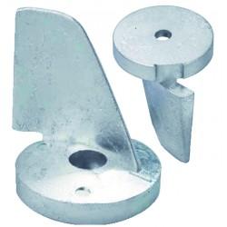 Ánodo de zinc para fuerabordas Selva 25/40 HP