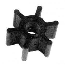 Turbina Impeller de repuesto para Jabsco - 18838-0001