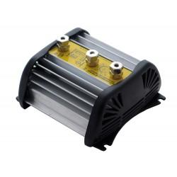 Aislador y Repartidor de Carga Automatico 3 Baterias de 50 amp