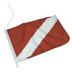 Banner de buceo 30 x 45