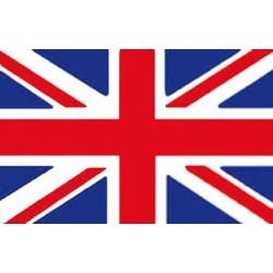 Bandera Náutica de Reino Unido cm. 70 X 100