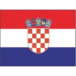 Bandera Croacia cm. 70 X 100