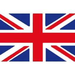 Bandera de Inglaterra Cm. 30 x 45