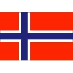 Bandera Noruega 20 x 30 Cm