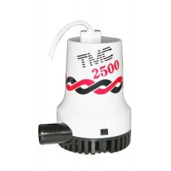 Bomba de Achique Sumergible TMC 2500, 12v x 10000 Lt/Hora