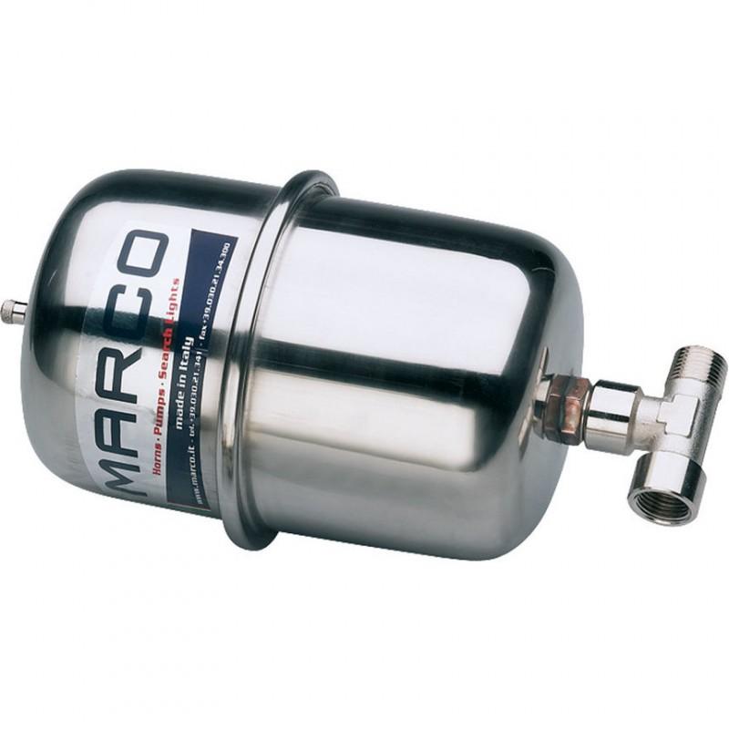 Acumulador de presion inox 2,1 lt