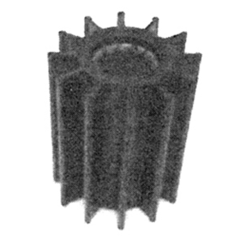 Impeller de repuesto para Johnson 09-821B