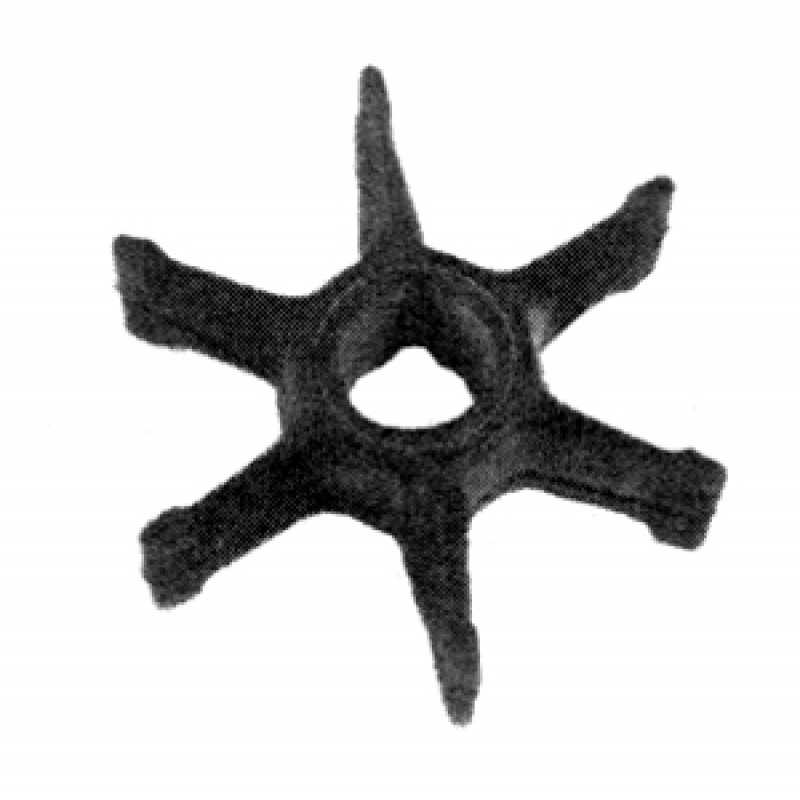 Impeller de repuesto para Force 2 tiempos 35-45-55HP