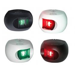 Luz de navegación Aquasignal S34 carcasa negra luz verde led